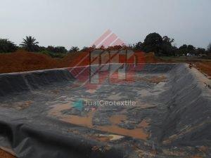 geomembrane hdpe kolam limbah